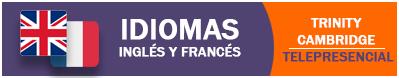 IDIOMAS - Telepresencial Inglés y francés